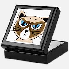 Grumpy Cat Keepsake Box