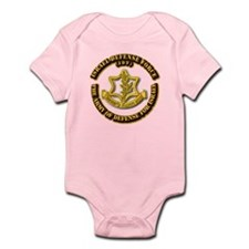 Israel Defense Force - IDF Infant Bodysuit