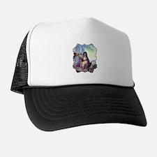 Hawk Woman Trucker Hat