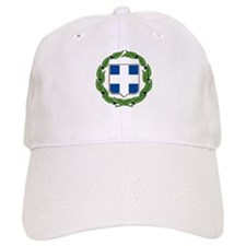 Greek Coat of Arms Baseball Cap