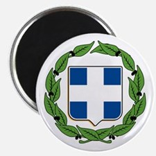 Greek Coat of Arms Magnet