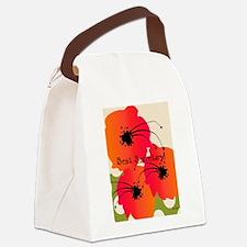 Best Secretary Canvas Lunch Bag