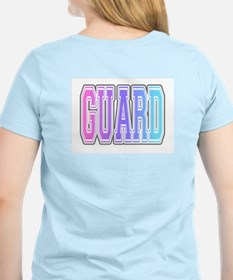 color guard own it Women's Pink T-Shirt