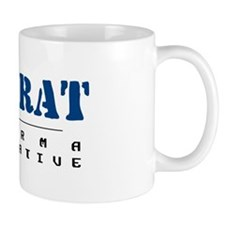 Lab Rat - Dharma Initiative Small Mug