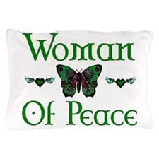 Woman Of Peace Pillow Case