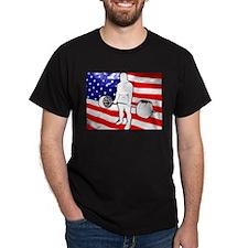 USA POWERLIFTING T-Shirt