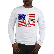 USA POWERLIFTING Long Sleeve T-Shirt