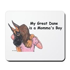 CF Momma's Boy Mousepad
