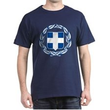 Greece Coat of Arms T-Shirt