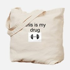 This is my drug Tote Bag