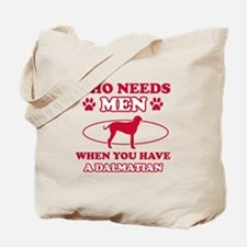 Funny Dalmatian mommy designs Tote Bag