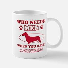 Funny Dachshund mommy designs Mug