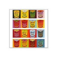 Colored Maruchan Cups of Noodles Sticker