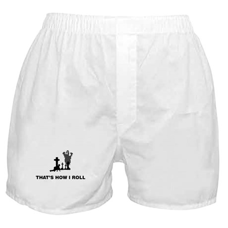 Ghosthunting Boxer Shorts