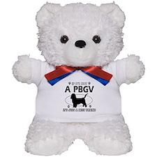 PBGV designs Teddy Bear