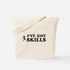 Javelin got skills designs Tote Bag