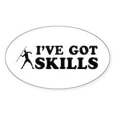 Javelin got skills designs Decal