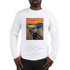 The Scream - Munch Long Sleeve T-Shirt