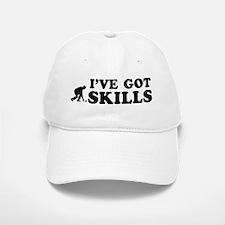 Lawnbowl got skills designs Baseball Baseball Cap