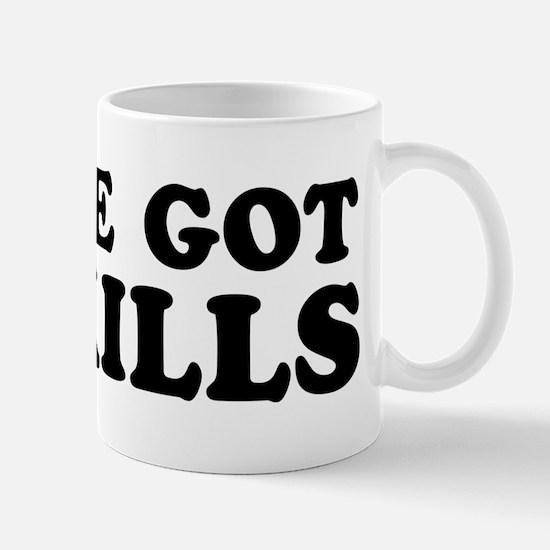 Lawnbowl got skills designs Mug