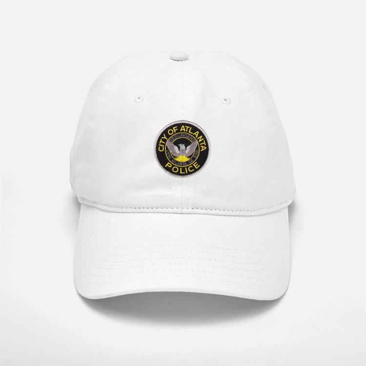 Atlanta Police Baseball Baseball Cap