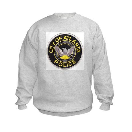 Atlanta Police Kids Sweatshirt