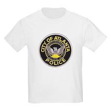 Atlanta Police Kids T-Shirt