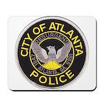 Atlanta Police Mousepad