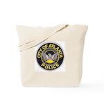 Atlanta Police Tote Bag