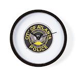Atlanta Police Wall Clock