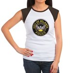 Atlanta Police Women's Cap Sleeve T-Shirt