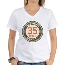 35th Birthday Vintage Shirt