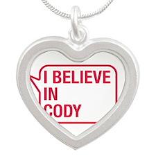 I Believe In Cody Necklaces