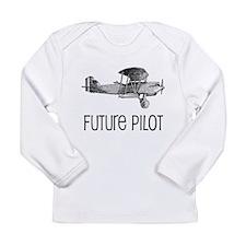 futurepilot Long Sleeve T-Shirt