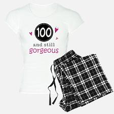 Funny 100th Birthday Pajamas