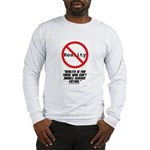 Reality Free Long Sleeve T-Shirt