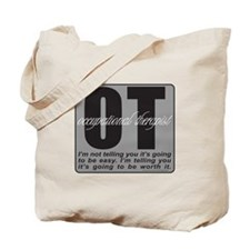 OT/Occupational Therapist Tote Bag