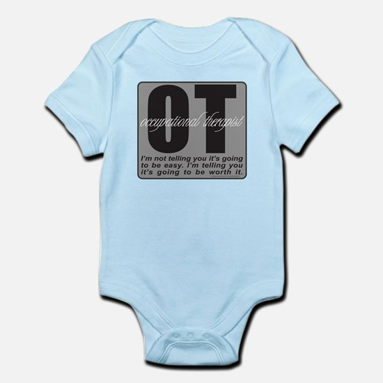 OT/Occupational Therapist Infant Bodysuit