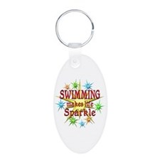 Swimming Sparkles Keychains