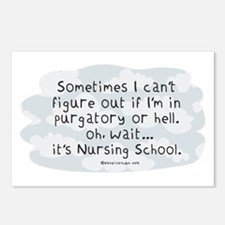 Oh wait...its Nursing School Postcards (Package of