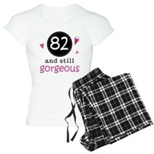 Funny 82nd Birthday Pajamas