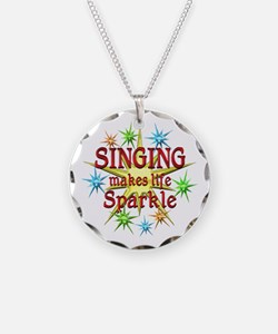 Singing Sparkles Necklace