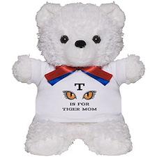 Tiger Mom Teddy Bear