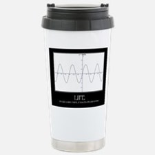The Obvious Comparison Travel Mug