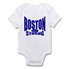 Boston Strong 617 Infant Bodysuit