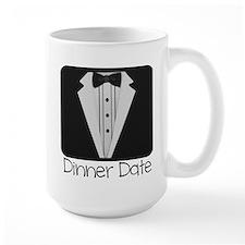 Baby Dinner Date Mug