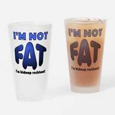 Kidnap Resistant Funny Drinking Glass
