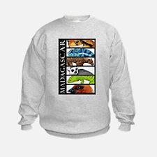 Cute Gecko art Sweatshirt