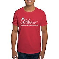 2nd Amendment - Back By Popular Demand T-Shirt