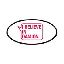 I Believe In Damion Patches